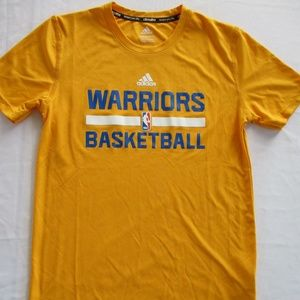 Adidas Warriors Youth Jersey Polyester M